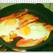 Ale jaja, czyli jaja na boczku