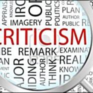 Krytyka na temat