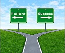 Porażki są częścią życia