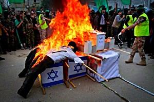 Spalenie Żyda
