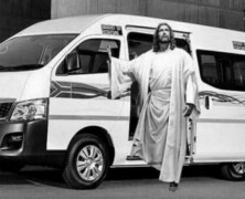 Taksówki Fałszywego Chrystusika