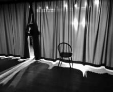 Co jest za kurtyną, czyli Teatr