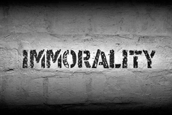 Moralność jest frazesem