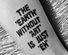 Sztuka powinna pozostawić ślad
