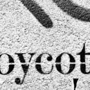 Możemy bojkotować kolejny teatr