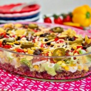 Sałatka taco