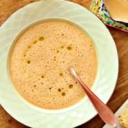 Zupa z krewetek