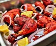 Kurczak tandoori