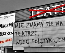 Teatr Powszechny nie jest teatrem